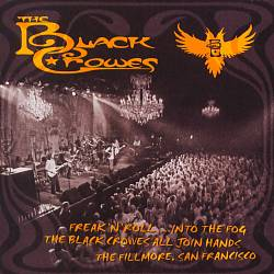 The Black Crowes - Freak 'n' Roll... Into The Fog CD (album) cover