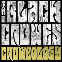 The Black Crowes - Croweology CD (album) cover
