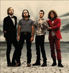 THE KILLERS image groupe band picture