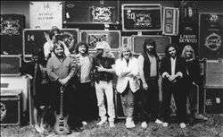 JOHNNY VAN ZANT image groupe band picture
