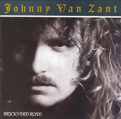 Johnny Van Zant - Brickyard Road CD (album) cover