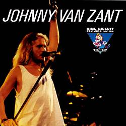 Johnny Van Zant - King Biscuit Flower Hour Presents In Concert CD (album) cover