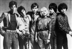 BLONDIE image groupe band picture