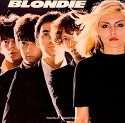 Blondie - Blondie CD (album) cover