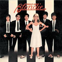 BLONDIE - Parallel Lines CD album cover