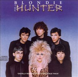 Blondie - The Hunter CD (album) cover
