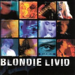 Blondie - Livid CD (album) cover