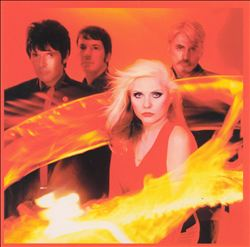 Blondie - The Curse Of Blondie CD (album) cover