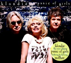 Blondie - Panic Of Girls CD (album) cover