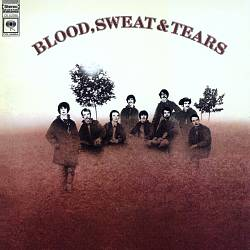 Sweat & Tears Blood - Blood, Sweat & Tears CD (album) cover