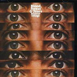 Sweat & Tears Blood - Mirror Image CD (album) cover