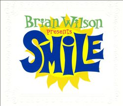 BRIAN WILSON - Smile CD album cover
