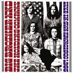 Big Brother & The Holding Company - Live In San Francisco, 1966 CD (album) cover