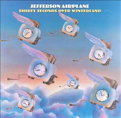 Jefferson Airplane - Thirty Seconds Over Winterland CD (album) cover