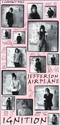 Jefferson Airplane - Ignition CD (album) cover