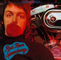 Paul Mccartney - Red Rose Speedway CD (album) cover