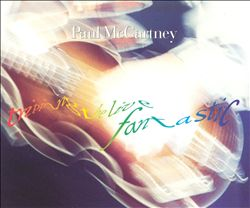 Paul Mccartney - Tripping The Live Fantastic CD (album) cover