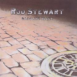Rod Stewart - Gasoline Alley CD (album) cover