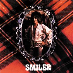 Rod Stewart - Smiler CD (album) cover