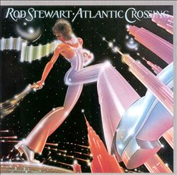 Rod Stewart - Atlantic Crossing CD (album) cover