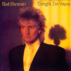Rod Stewart - Tonight I'm Yours CD (album) cover