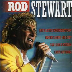 Rod Stewart - Every Beat Of My Heart CD (album) cover