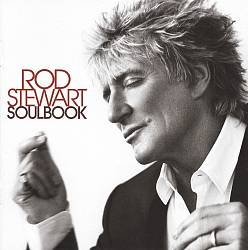 Rod Stewart - Soulbook CD (album) cover