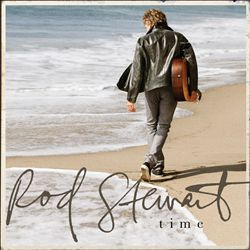 Rod Stewart - Time CD (album) cover