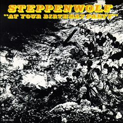 Steppenwolf - At Your Birthday Party CD (album) cover