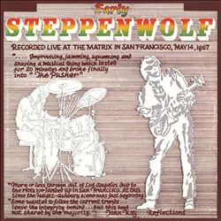 Steppenwolf - Early Steppenwolf CD (album) cover