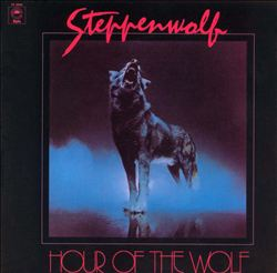 Steppenwolf - Hour Of The Wolf CD (album) cover