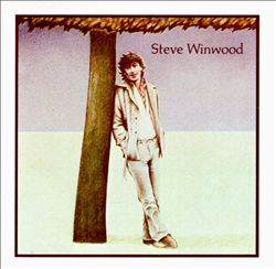 Steve Winwood - Steve Winwood CD (album) cover