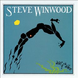 Steve Winwood - Arc Of A Diver CD (album) cover