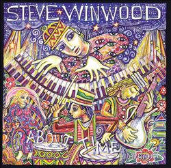 STEVE WINWOOD - About Time CD album cover