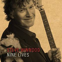 Steve Winwood - Nine Lives CD (album) cover