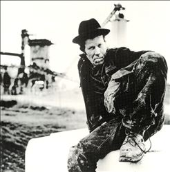 TOM WAITS image groupe band picture