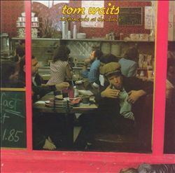 Tom Waits - Nighthawks At The Diner CD (album) cover