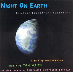 Tom Waits - Night On Earth CD (album) cover