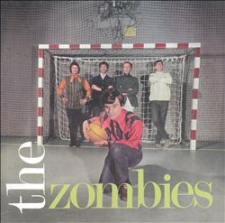 THE ZOMBIES - I Love You CD album cover