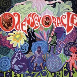 The Zombies - Odessey And Oracle CD (album) cover