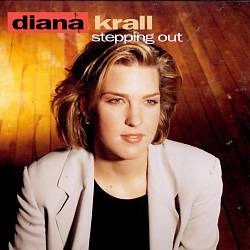 DIANA KRALL - Stepping Out CD album cover