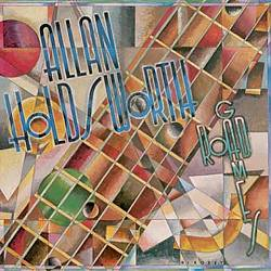 ALLAN HOLDSWORTH - Road Games CD album cover