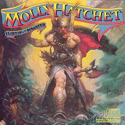 Molly Hatchet - Flirtin' With Disaster CD (album) cover