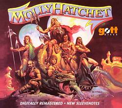 Molly Hatchet - Take No Prisoners CD (album) cover