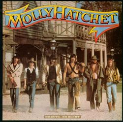 Molly Hatchet - No Guts...no Glory CD (album) cover