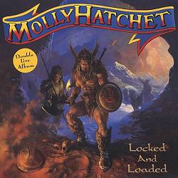 Molly Hatchet - Locked And Loaded CD (album) cover