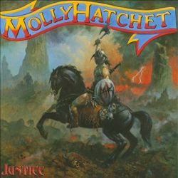 Molly Hatchet - Justice CD (album) cover