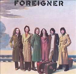 Foreigner - Foreigner CD (album) cover