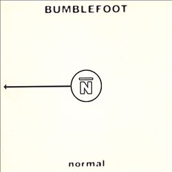 Bumblefoot - Normal CD (album) cover