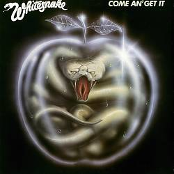 Whitesnake - Come An' Get It CD (album) cover